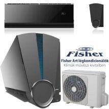 Fisher Art FSAIF-Art-90AE2-B / FSOAIF-Art-90AE2 oldalfali mono split klíma 2.6 kW