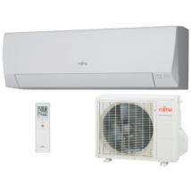 Fujitsu Eco ASYG12LLCE / AOYG12LLCE oldalfali mono split klíma 3.4 kW