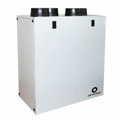 Aerauliqa QR280 ABP központi hővisszanyerős szellőztető
