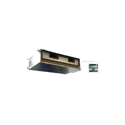 Fisher FSLC-510AE0-H / FSOC-511AE0-3F légcsatornás mono split klíma 16.2 kW