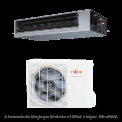 Fujitsu ARXG22KHTAP / AOYG22KBTB légcsatornás mono split klíma 6 kW
