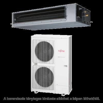 Fujitsu ARXG36KHTAP / AOYG36KBTB légcsatornás mono split klíma 9.5 kW