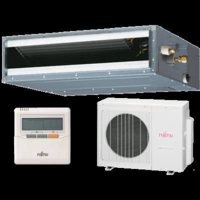 Fujitsu ARYG14LLTB / AOYG14LALL légcsatornás mono split klíma 4.3 kW