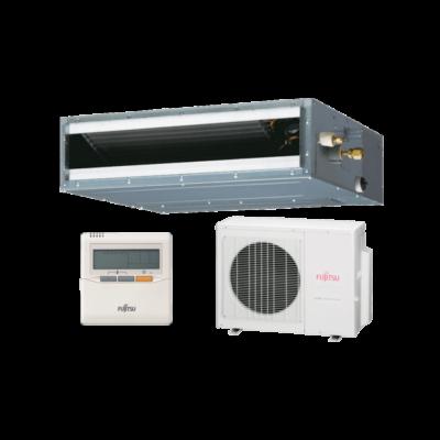 Fujitsu ARYG36LHTBP / AOYG36LBTA légcsatornás mono split klíma 9.4 kW