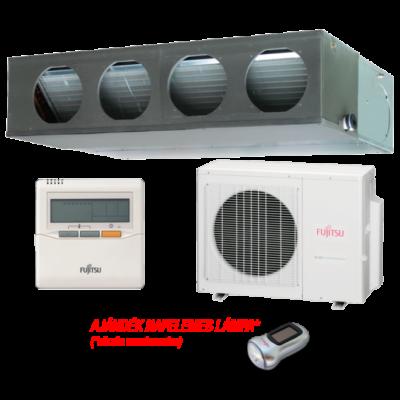 Fujitsu ARYG36LMLA / AOYG36LATT légcsatornás mono split klíma 10 kW