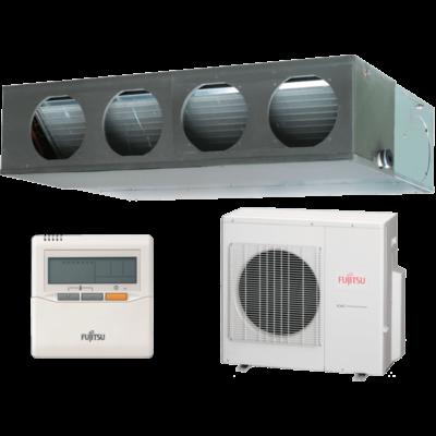 Fujitsu ARYG36LMLE / AOYG36LETL légcsatornás mono split klíma 9.4 kW