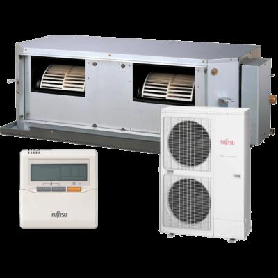 Fujitsu ARYG54LHTA / AOYG54LATT légcsatornás mono split klíma 14 kW