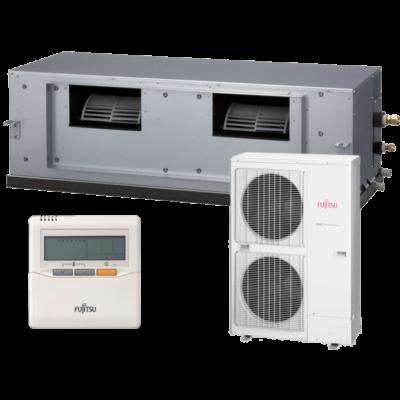 Fujitsu ARYG60LHTA / AOYG60LATT légcsatornás mono split klíma 15 kW