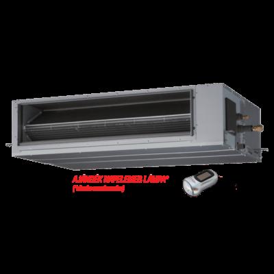 Fujitsu ARYG90LHTA / AOYG90LRLA légcsatornás mono split klíma 22 kW