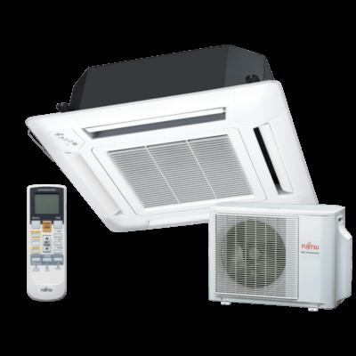 Fujitsu AUYG14LVLB / AOYG14LALL kazettás mono split klíma 4.3 kW
