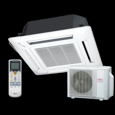 Fujitsu AUYG18LVLB / AOYG18LBCB kazettás mono split klíma 5.2 kW