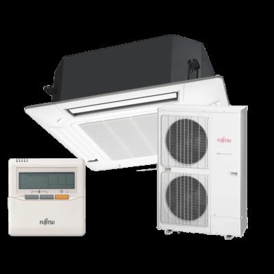 Fujitsu AUYG36LRLA / AOYG36LATT kazettás mono split klíma 10 kW