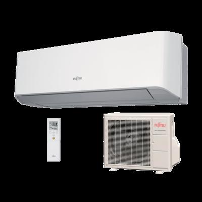 Fujitsu Compact ASYG09LMCE / AOYG09LMCE oldalfali mono split klíma 2.5 kW