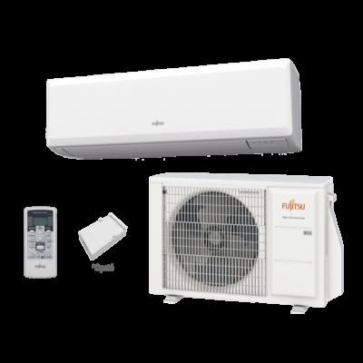 Fujitsu Eco ASYG09KPCA / AOYG09KPCA oldalfali mono split klíma 2.5 kW