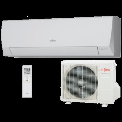 Fujitsu Basic ASYG12LLCE / AOYG12LLCE oldalfali mono split klíma 3.4 kW