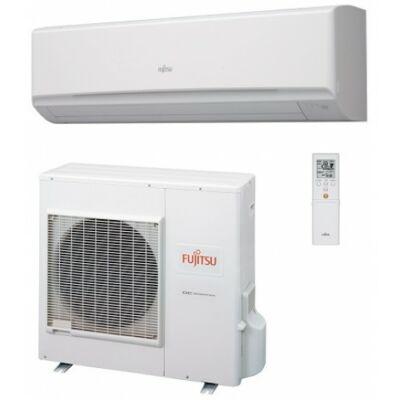 Fujitsu Server ASYG30LMTA / AOYG30LMTA oldalfali mono split klíma 8 kW