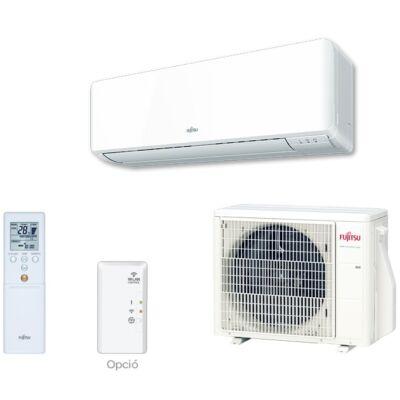 Fujitsu Standard ASYG09KMTA / AOYG09KMTA oldalfali mono split klíma 2.5 kW