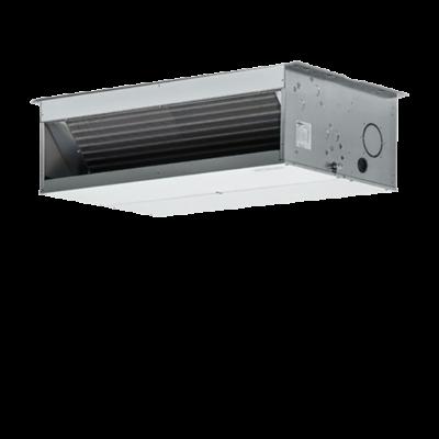 Galletti UTN 12 magasnyomású légcsatornázható fan coil