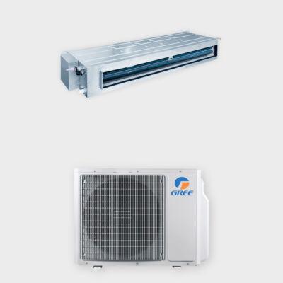 Gree GUD50PS/A-T / GUD50W/NhA-T légcsatornás mono split klíma 5 kW