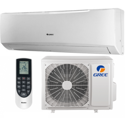 Gree Lomo Plusz GWH18QD-K3DND6E oldalfali mono split klíma 4.6 kW