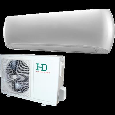 HD Design HDWI-DSGN-90C-WHITE/HDOI-DSGN-90C oldalfali mono split klíma 2.5 kW