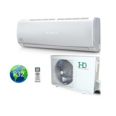 HD Maximus HDWI-MAXIMUS-95C / HDOI-MAXIMUS-95C oldalfali mono split klíma 2.5 kW