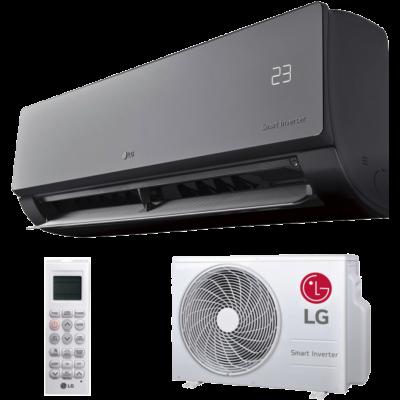 LG ArtCool AC12BQ.NSJ / AC12BP.UA3 oldalfali mono split klíma 3.5 kW