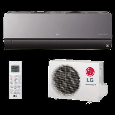 LG ArtCool AC18BQ.SP oldalfali mono split klíma 5 kW