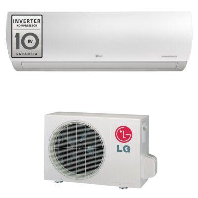 LG Athena Extreme P09MN.NM1 / P09MN.UM1 oldalfali mono split klíma 2.6 kW