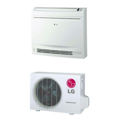 LG CQ09 / UU09W parapet mono split klíma 2.6 kW