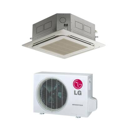 LG CT12R.NR0 / UU12WR.UL0 kazettás mono split klíma 3.5 kW