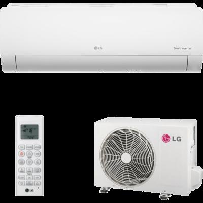 LG Silence S12EQ.NSJ / S12EQ.UA3 oldalfali mono split klíma 3.5 kWLG Silence S09EQ.NSJ / S09EQ.UA3 oldalfali mono split klíma 2.5 kW