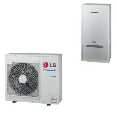 LG Therma-V HUN0716 levegő-víz hőszivattyú 7 kW