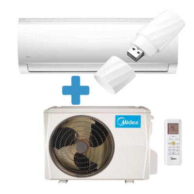 Midea Blanc MA-09N8D0-SP / MA-09NXD0-I / MA-09N8D0-O oldalfali mono split klíma 2.6 kW