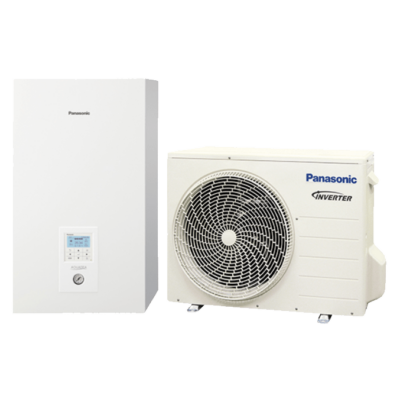 Panasonic Aquarea High Performance KIT-WC03H3E5 / WH-UD03HE5-1 / WH-SDC03H3E5 levegő-víz hőszivattyú 3.2 kW
