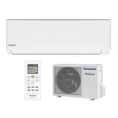 Panasonic Compact KIT-TZ20-TKE-1 / CS-TZ20TKEW-1 / CU-TZ20TKE-1 oldalfali mono split klíma 2 kW
