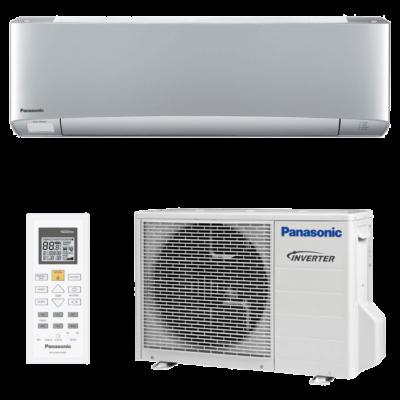Panasonic Etherea KIT-XZ25-VKE / CS-XZ25VKEW / CU-Z25VKE oldalfali mono split klíma 2.5 kW