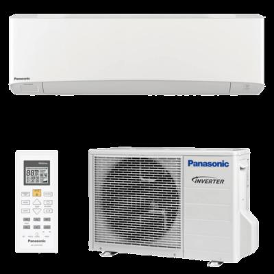 Panasonic Etherea KIT-Z71-VKE / CS-Z71VKEW / CU-Z71VKE oldalfali mono split klíma 7.1 kW