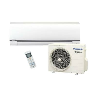 Panasonic Standard KIT-RE9-RKE / CS-RE9RKEW / CU-RE9RKE oldalfali mono split klíma 2.5 kW