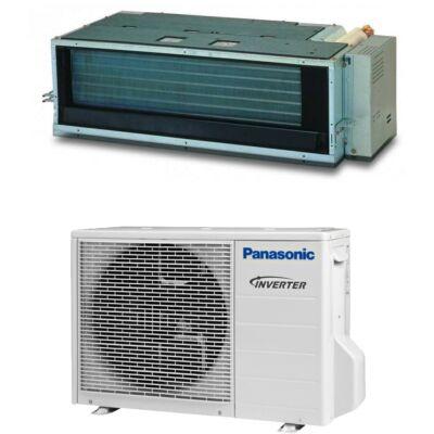 Panasonic KIT-Z25-UD3 / CS-Z25UD3EAW / CU-Z25UBEA légcsatornás mono split klíma 2.5 kW