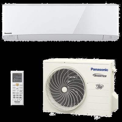 Panasonic Nordic KIT-NZ50-TKE / CS-NZ50TKE / CU-NZ50-TKE oldalfali mono split klíma 5 kW