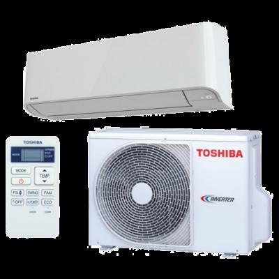 Toshiba Mirai RAS-B13BKVG-E / RAS-13BAVG-E1 oldalfali mono split klíma 3.3 kW
