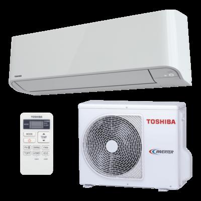 Toshiba Seiya RAS-24J2KVG-E / RAS-24J2AVG-E oldalfali mono split klíma 6.5 kW