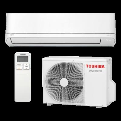 Toshiba Shorai Premium RAS-B10J2KVRG-E / RAS-10J2AVRG-E oldalfali mono split klíma 2.5 kW