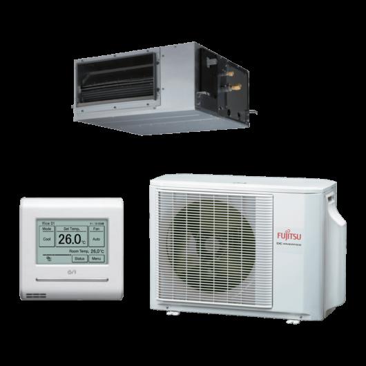 Fujitsu ARYG12LHTBP / AOYG12LBLA légcsatornás mono split klíma 3.5 kW