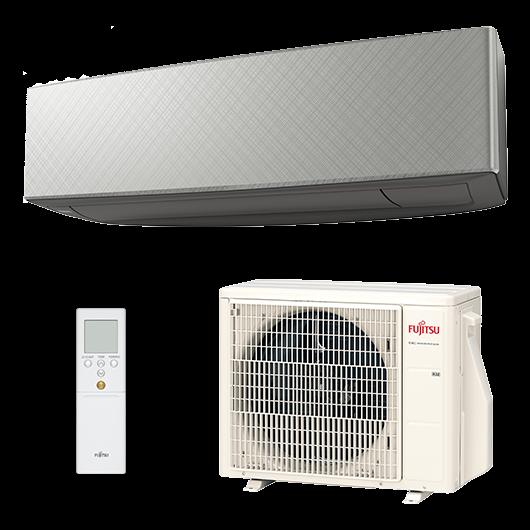 Fujitsu Design ASYG14KETA-B / AOYG14KETA oldalfali mono split klíma 4.2 kW