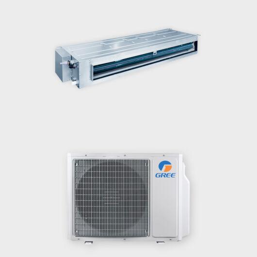 Gree GUD35PS/A-T / GUD35W/NhA-T légcsatornás mono split klíma 3.5 kW
