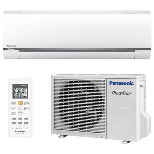 Panasonic Standard KIT-FZ60-WKE / CS-FZ60WKE / CU-FZ60WKE oldalfali mono split klíma 6.25 kW