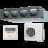 Kép 1/3 - Fujitsu ARYG24LMLA / AOYG24LALA légcsatornás mono split klíma 6.8 kW
